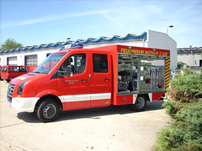 Feuerwehr Arrach